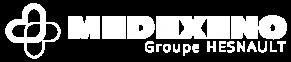 Logo-MEDEXENO-groupe-blanc
